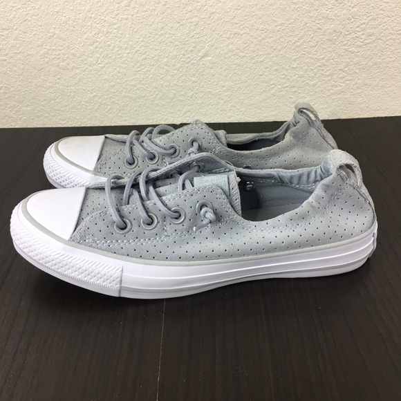 e1c4e1b69c78 Converse Shoes - CONVERSE CHUCK TAYLOR SHORELINE SUEDE SNEAKER 6.5
